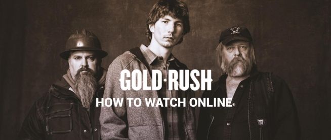 Where Can I Watch Gold Rush Online