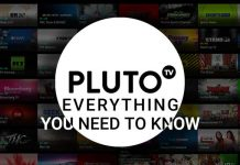 pluto tv featured