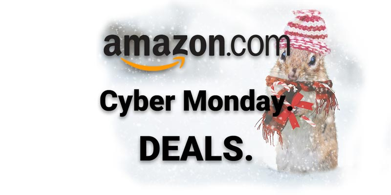 Here are Amazon Canada Cyber Monday Deals [u]