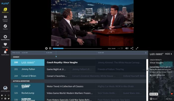 The Cord-Cutters Guide to Pluto TV Streaming Service