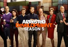 Season 5 Arrested Development Netflix