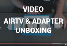 video airtv unboxing