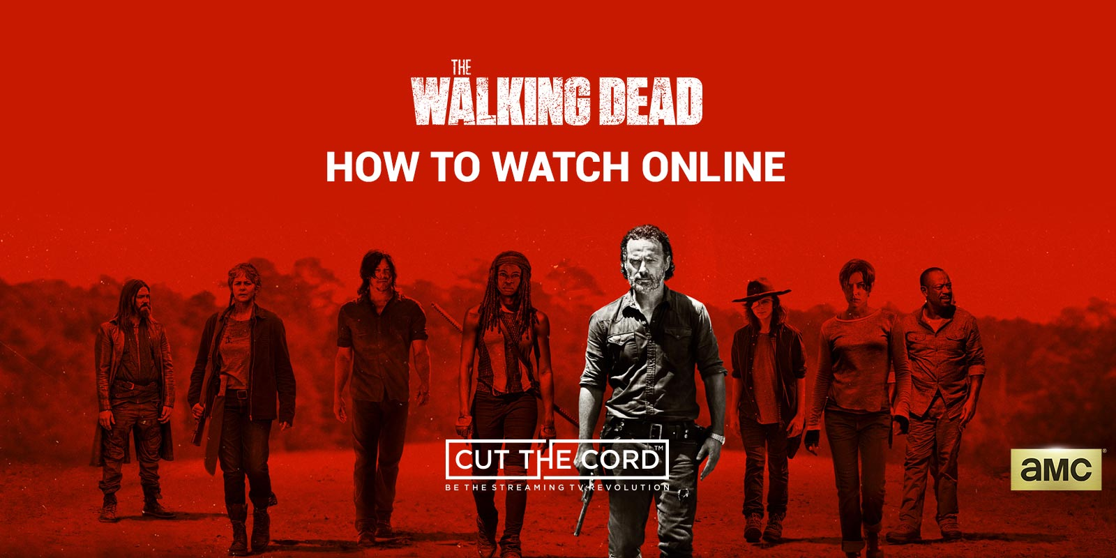 How to Watch The Walking Dead Without Cable - …
