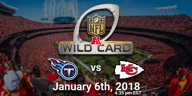 2018 NFL Playoffs: How to Watch Titans vs Chiefs Without Cable