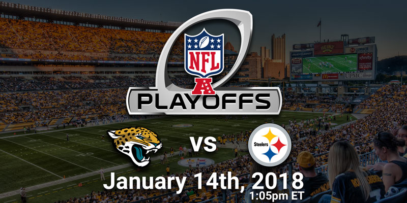 National Football League 2018 Divisional Round Preview: (3) Jacksonville Jaguars at (2) Pittsburgh Steelers