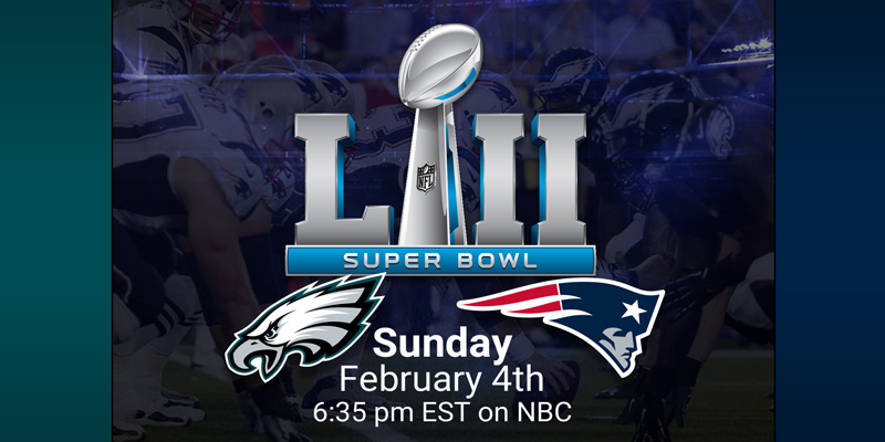 Super Bowl 52 - Eagles vs Patriots (What To Expect   How To Watch) bbb710789
