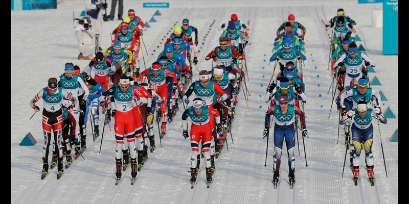 cross-country-skiing-mass-start
