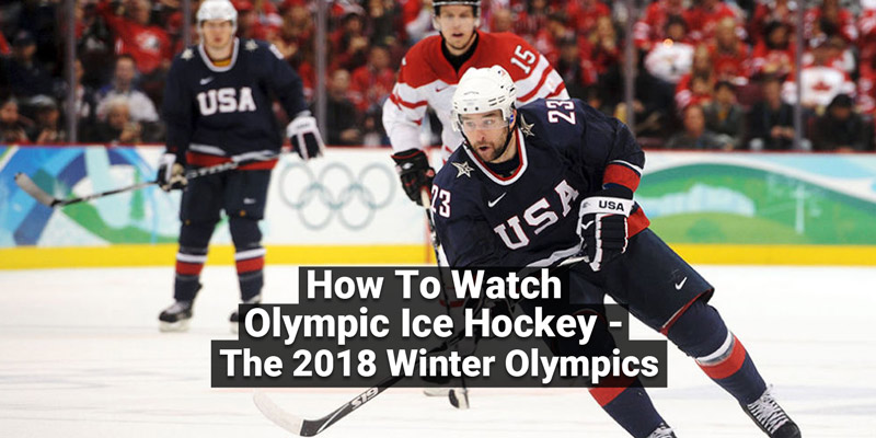 The US 2018 Men's Olympic Hockey Team Is Going To Be Totally Different This Year