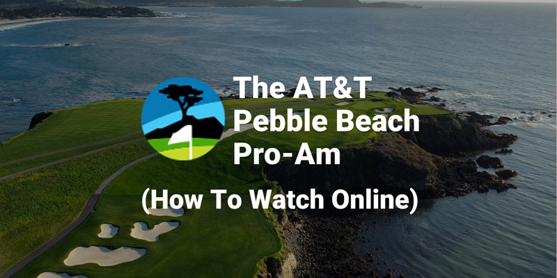 Strong start for Irish golfers at AT&T Pebble Beach Pro