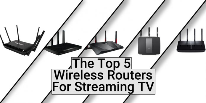 top-5-wireless-routers-for-streaming-tv