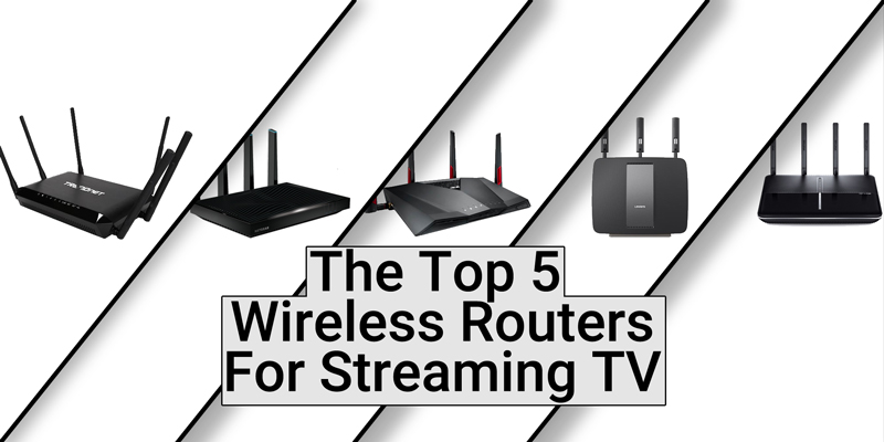 the best wireless routers for streaming tv 2018 cut the cord. Black Bedroom Furniture Sets. Home Design Ideas