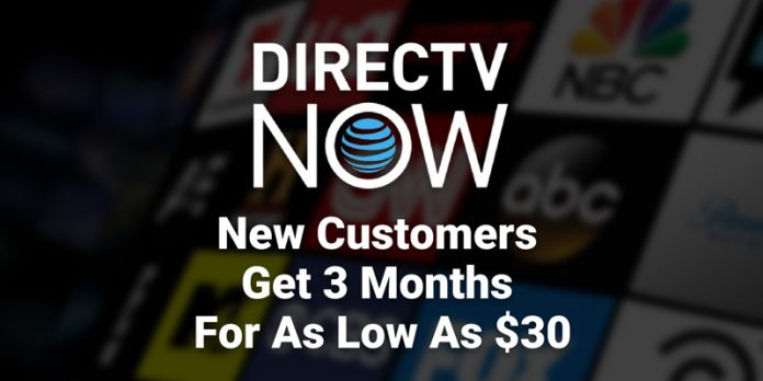 directv-now-3-months-30-dollars